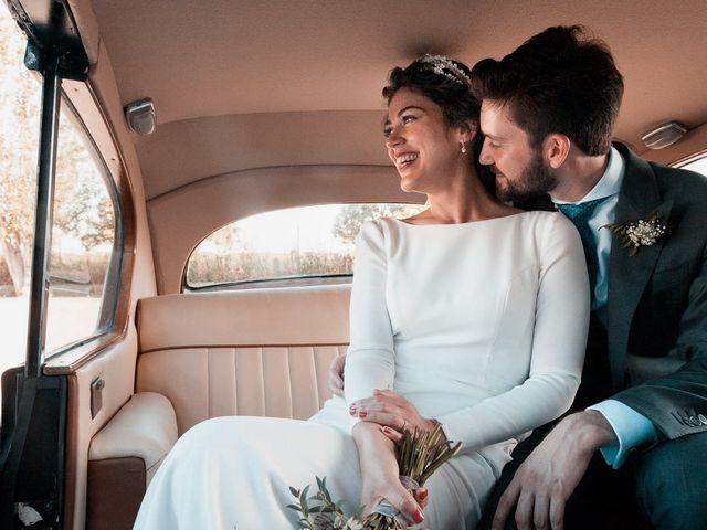 La boda de Adrián y Virginia en Los Palacios Y Villafranca, Sevilla 66