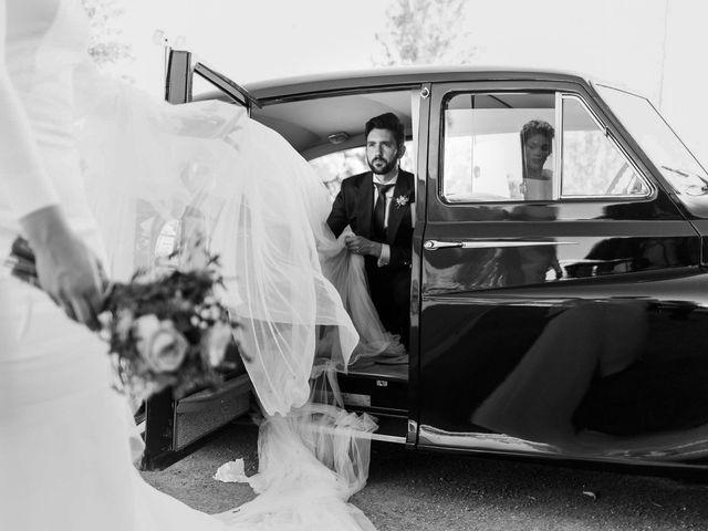 La boda de Adrián y Virginia en Los Palacios Y Villafranca, Sevilla 67