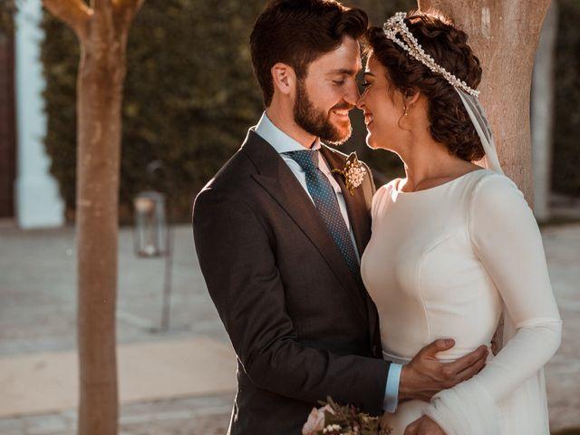 La boda de Adrián y Virginia en Los Palacios Y Villafranca, Sevilla 70