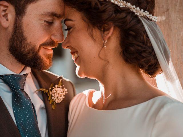 La boda de Adrián y Virginia en Los Palacios Y Villafranca, Sevilla 71