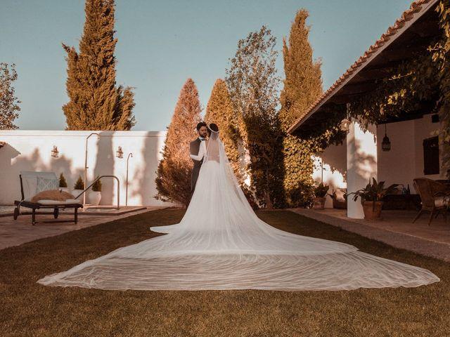 La boda de Adrián y Virginia en Los Palacios Y Villafranca, Sevilla 72