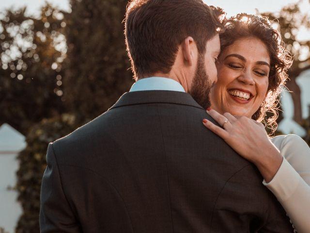 La boda de Adrián y Virginia en Los Palacios Y Villafranca, Sevilla 73
