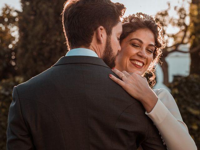 La boda de Adrián y Virginia en Los Palacios Y Villafranca, Sevilla 74