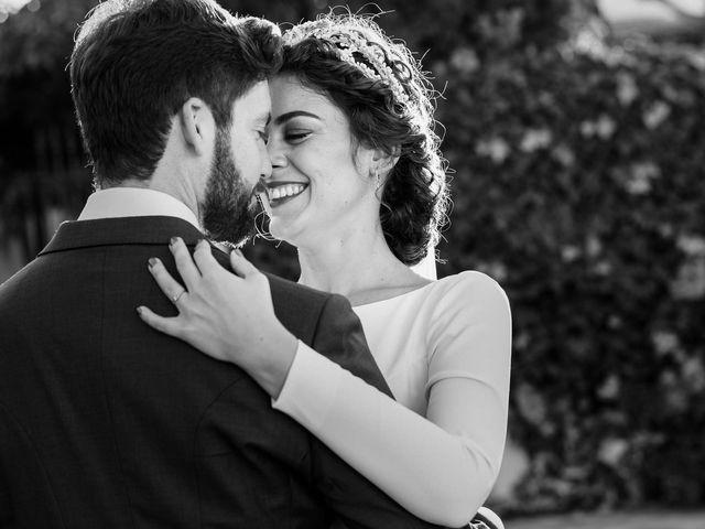La boda de Adrián y Virginia en Los Palacios Y Villafranca, Sevilla 75