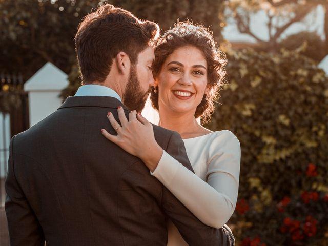La boda de Adrián y Virginia en Los Palacios Y Villafranca, Sevilla 77