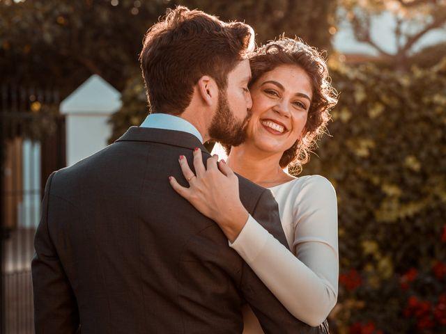 La boda de Adrián y Virginia en Los Palacios Y Villafranca, Sevilla 78