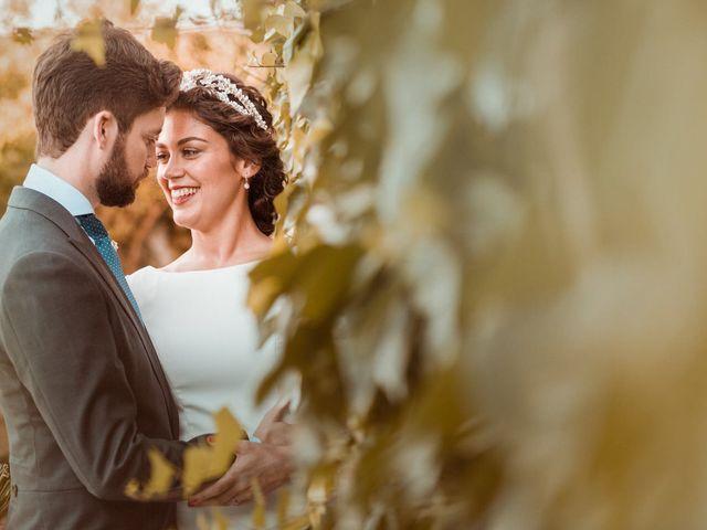 La boda de Adrián y Virginia en Los Palacios Y Villafranca, Sevilla 80