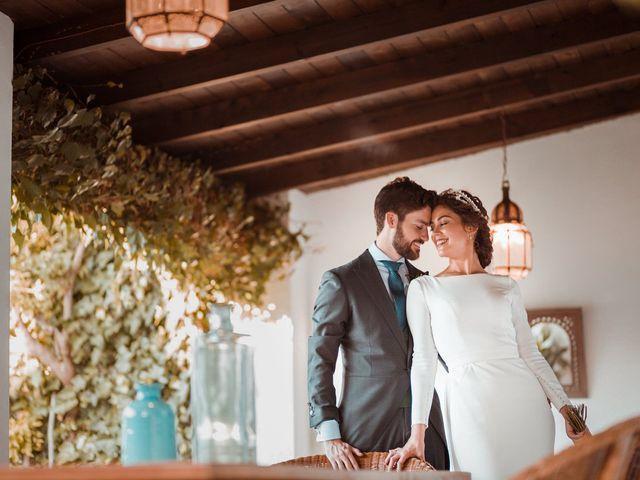 La boda de Adrián y Virginia en Los Palacios Y Villafranca, Sevilla 81