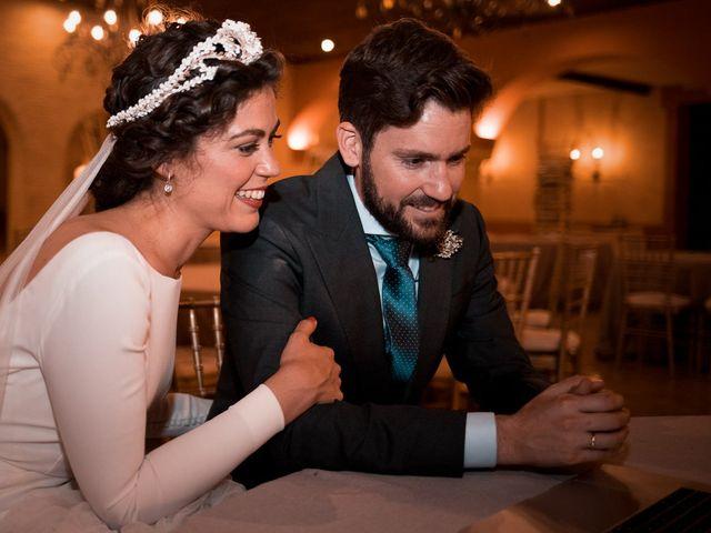 La boda de Adrián y Virginia en Los Palacios Y Villafranca, Sevilla 92