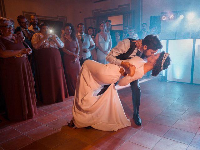 La boda de Adrián y Virginia en Los Palacios Y Villafranca, Sevilla 96