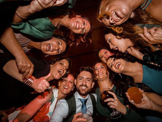 La boda de Adrián y Virginia en Los Palacios Y Villafranca, Sevilla 100