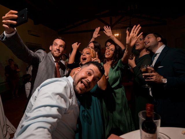 La boda de Adrián y Virginia en Los Palacios Y Villafranca, Sevilla 104