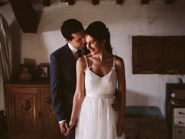 La boda de Ramón y Layla en Alesanco, La Rioja 2