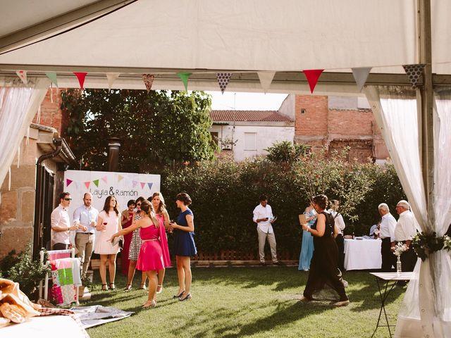 La boda de Ramón y Layla en Alesanco, La Rioja 6