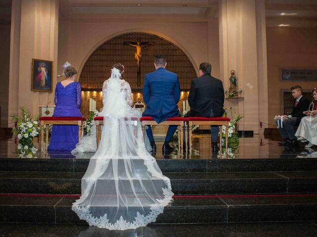 La boda de Jorge y Alejandra en Madrid, Madrid 8