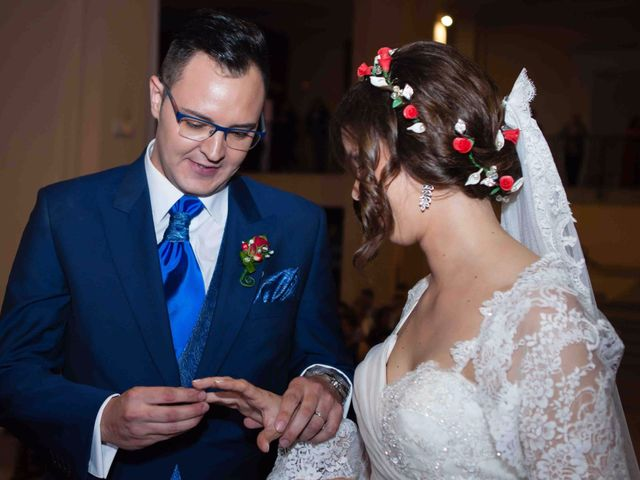 La boda de Jorge y Alejandra en Madrid, Madrid 9