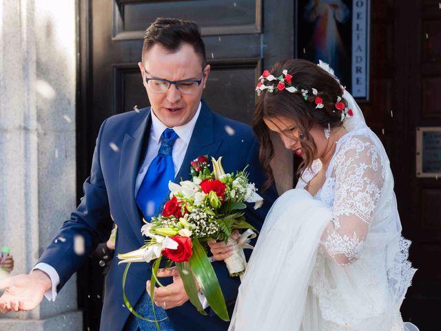 La boda de Jorge y Alejandra en Madrid, Madrid 10