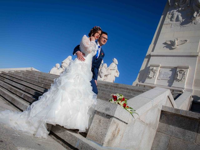 La boda de Jorge y Alejandra en Madrid, Madrid 11