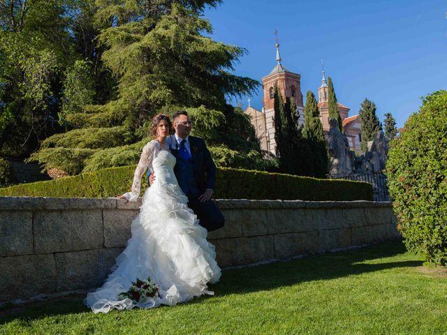 La boda de Jorge y Alejandra en Madrid, Madrid 12