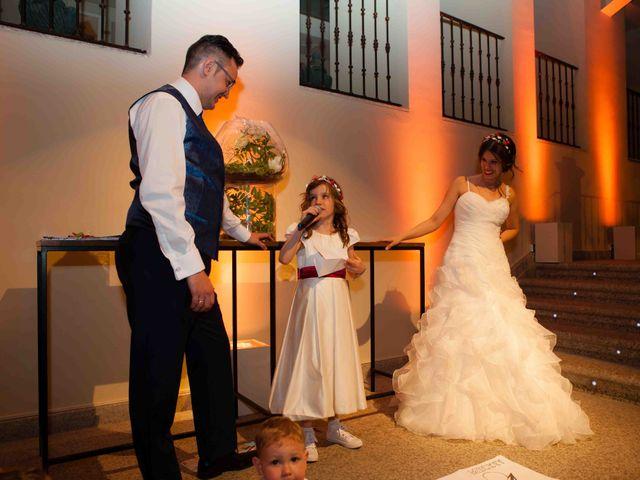 La boda de Jorge y Alejandra en Madrid, Madrid 16