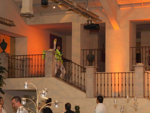 La boda de Jorge y Alejandra en Madrid, Madrid 19