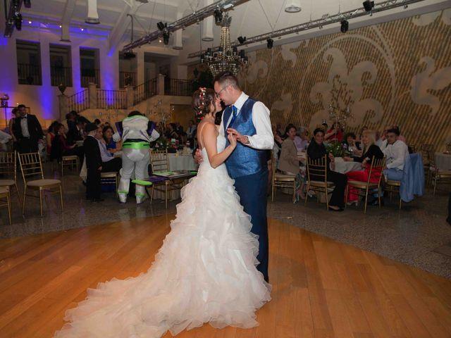 La boda de Jorge y Alejandra en Madrid, Madrid 20
