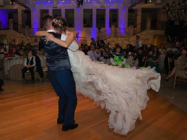 La boda de Jorge y Alejandra en Madrid, Madrid 21