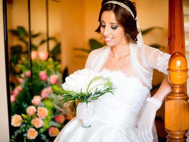 La boda de Ángel y Tamara en Toledo, Toledo 12