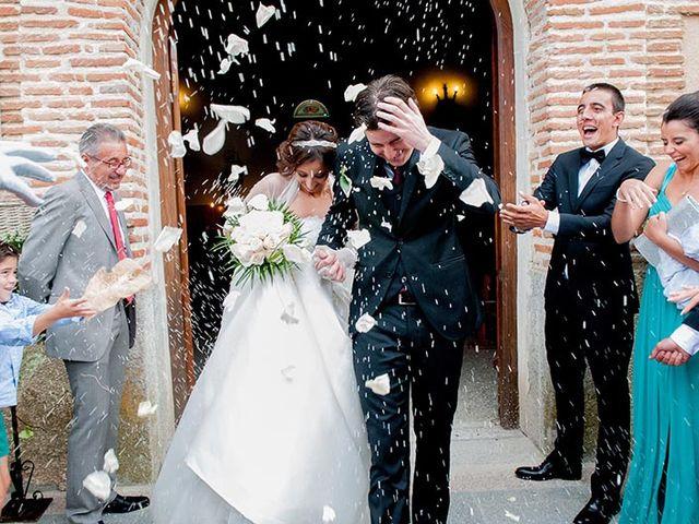 La boda de Ángel y Tamara en Toledo, Toledo 13