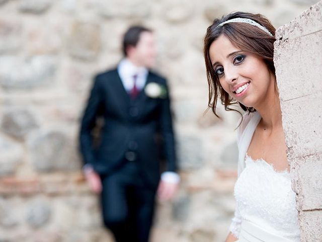La boda de Ángel y Tamara en Toledo, Toledo 17