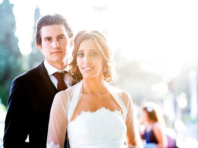 La boda de Ángel y Tamara en Toledo, Toledo 20