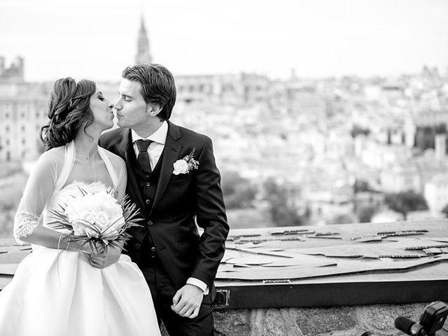 La boda de Ángel y Tamara en Toledo, Toledo 21