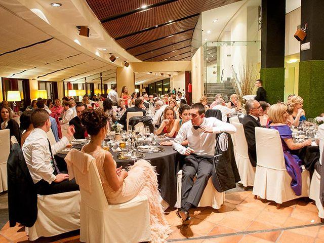 La boda de Ángel y Tamara en Toledo, Toledo 31