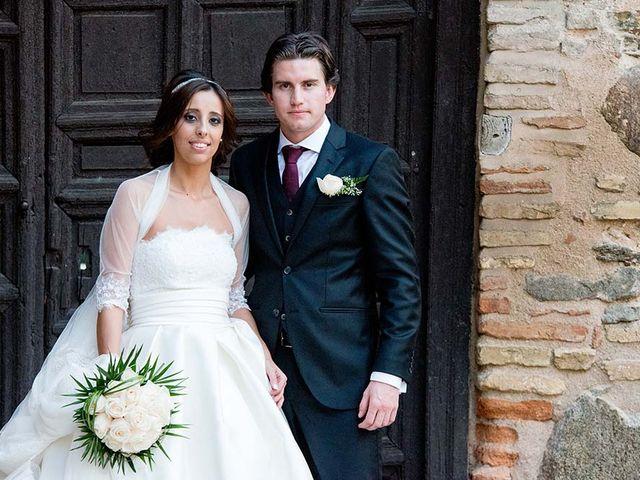 La boda de Ángel y Tamara en Toledo, Toledo 39