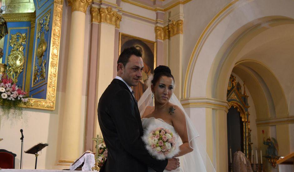 La boda de Melisa y Antonio en Guadalupe, Murcia