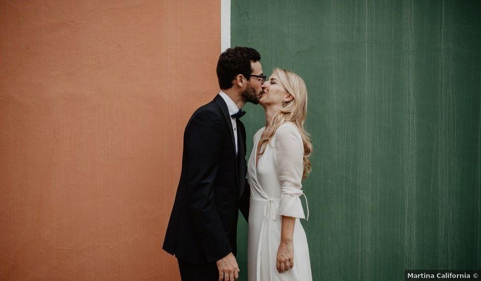 La boda de Gustavo y Silvia en Vilanova Del Valles, Barcelona