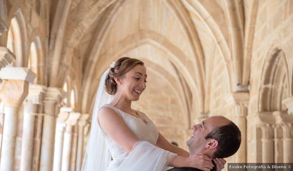 La boda de Victor y Lara en Aguilar De Campoo, Palencia