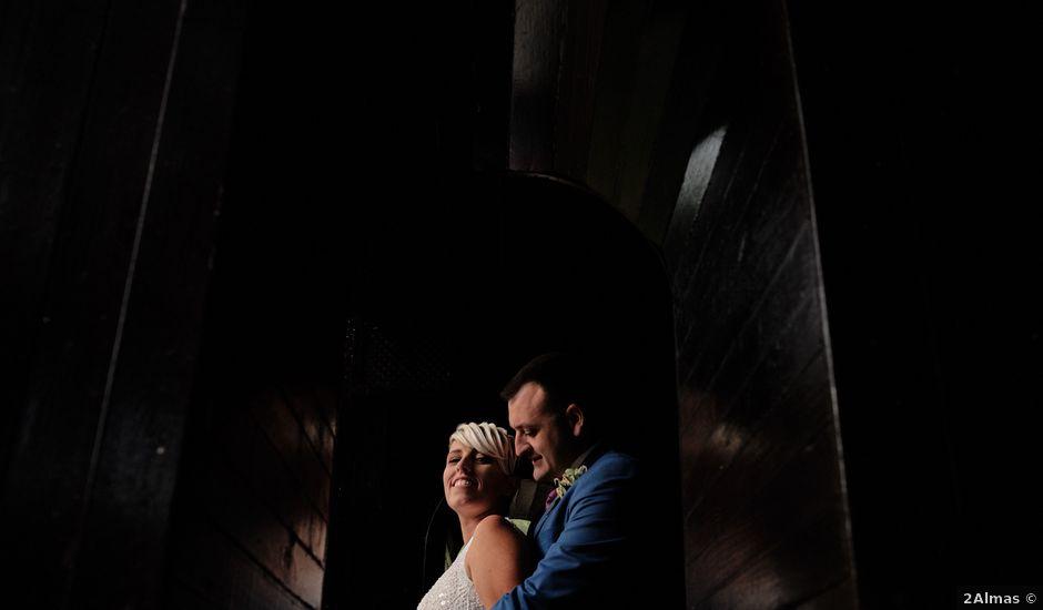 La boda de Óscar y Esther en El Tiemblo, Ávila