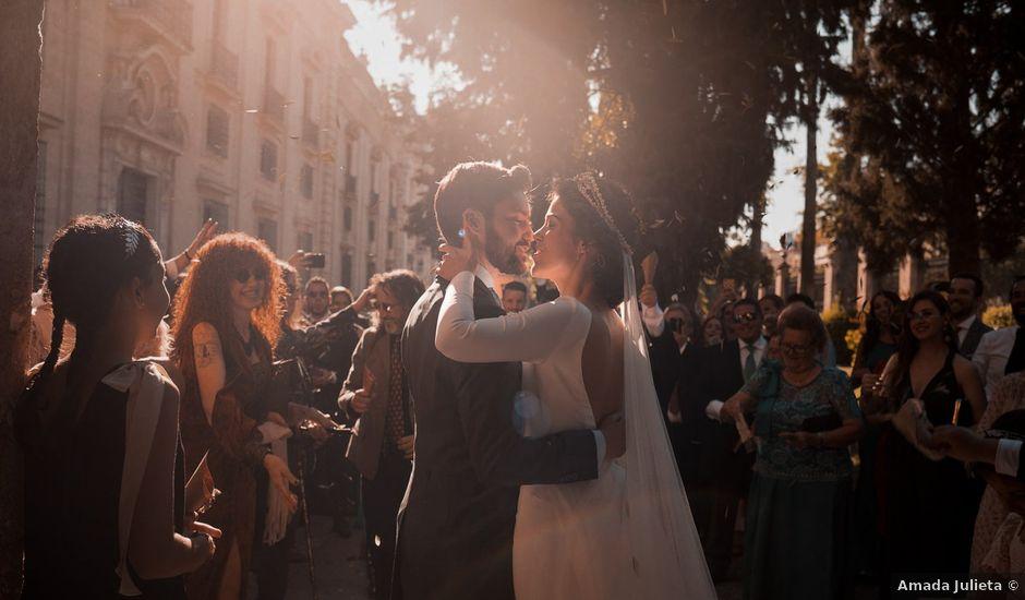 La boda de Adrián y Virginia en Los Palacios Y Villafranca, Sevilla