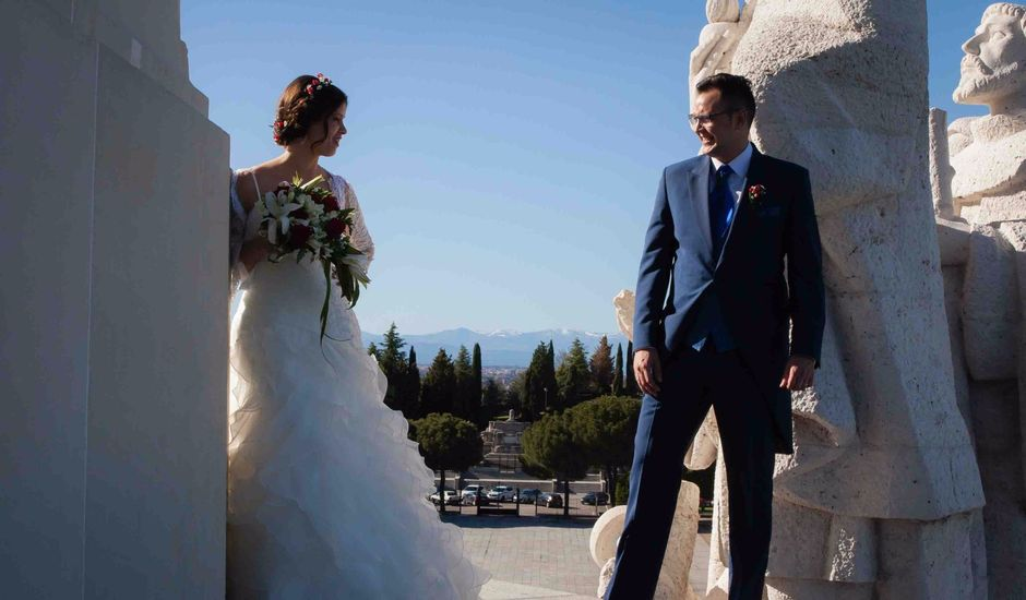 La boda de Jorge y Alejandra en Madrid, Madrid