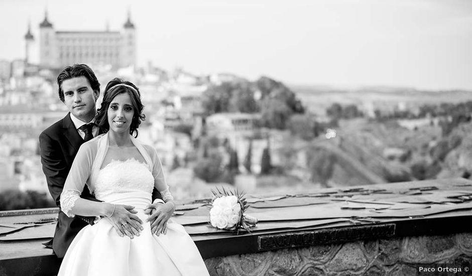 La boda de Ángel y Tamara en Toledo, Toledo