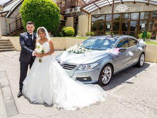 La boda de Gladys y Yuriy