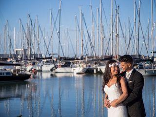 La boda de Tamara y Héctor