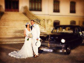 La boda de Amparo y Antonio 1