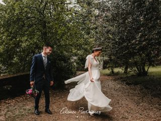 La boda de Rocío y Rafael