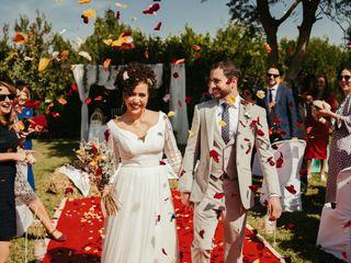 La boda de Josevi y Cris