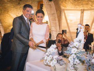 La boda de Marina y Borja