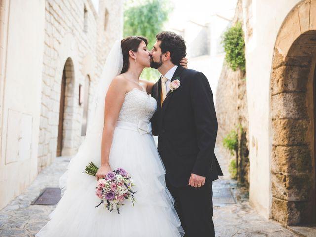 La boda de Franc y Lucía