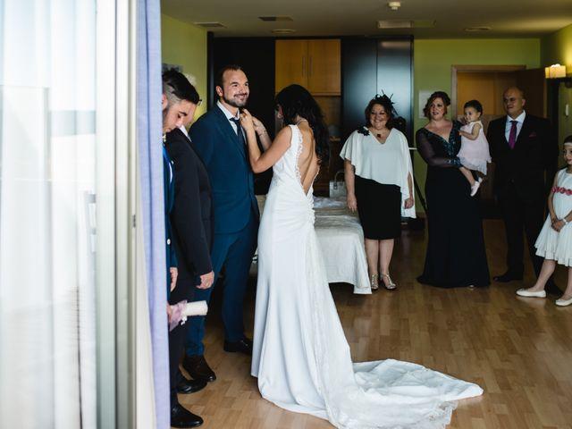 La boda de Joel y Rosa en L' Ametlla De Mar, Tarragona 31
