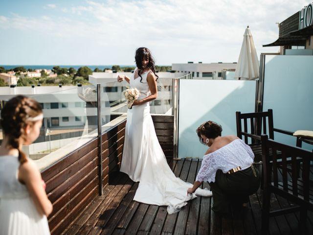 La boda de Joel y Rosa en L' Ametlla De Mar, Tarragona 32
